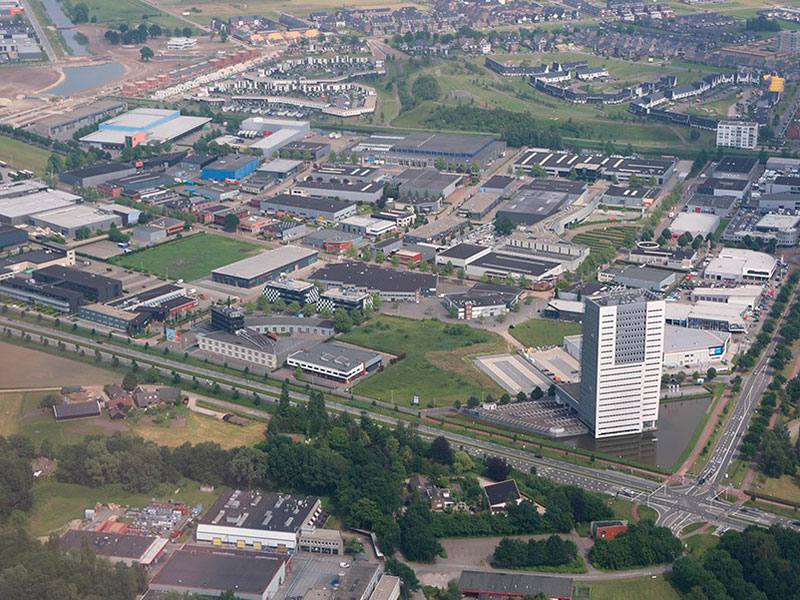 VNO NCW - Gemeente Apeldoorn – Industrieterrein Noord